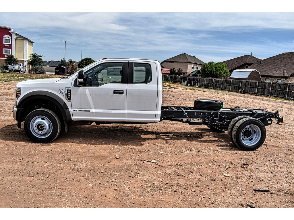 2019 Ford F-550 Super Cab DRW 4x4, Cab Chassis #987720 - photo 5