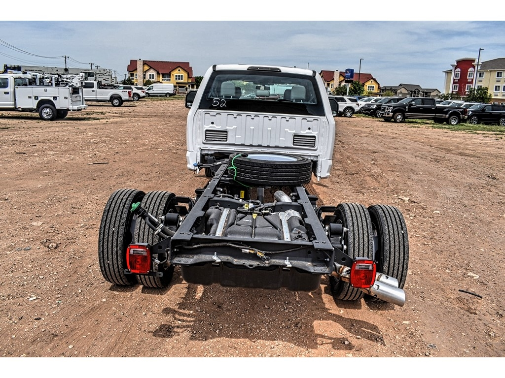 2019 Ford F-550 Super Cab DRW 4x4, Cab Chassis #987720 - photo 7