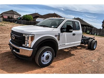2019 Ford F-550 Super Cab DRW 4x4, Cab Chassis #987720 - photo 4