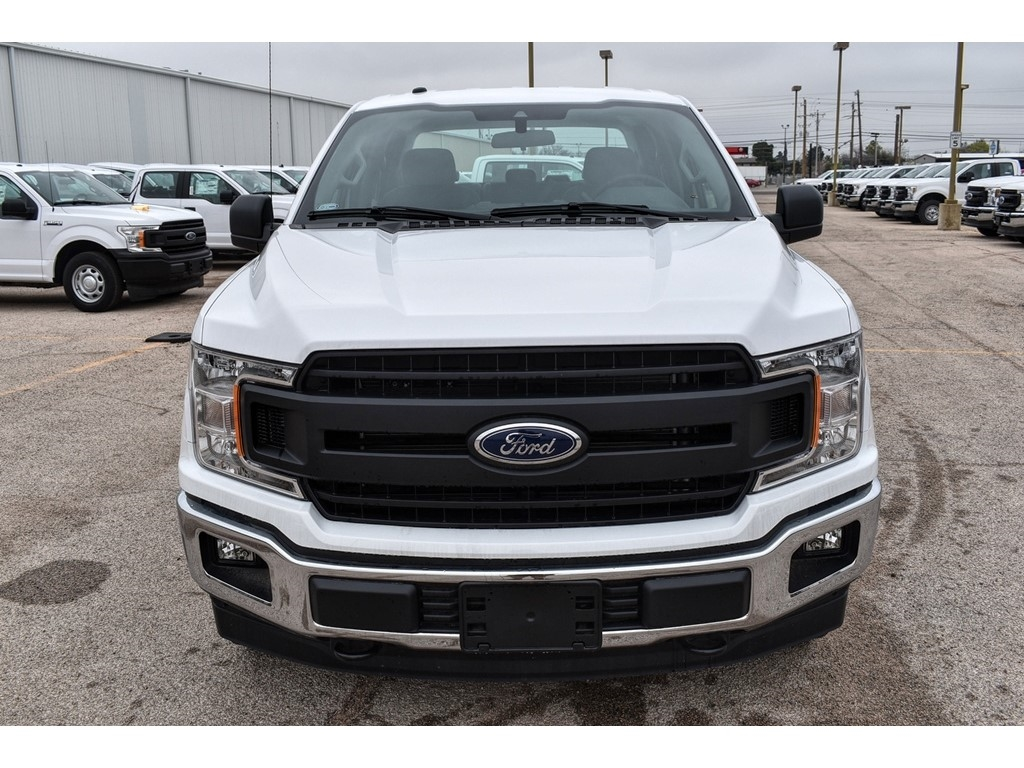 2019 Ford F-150 SuperCrew Cab 4x4, Pickup #992329 - photo 3