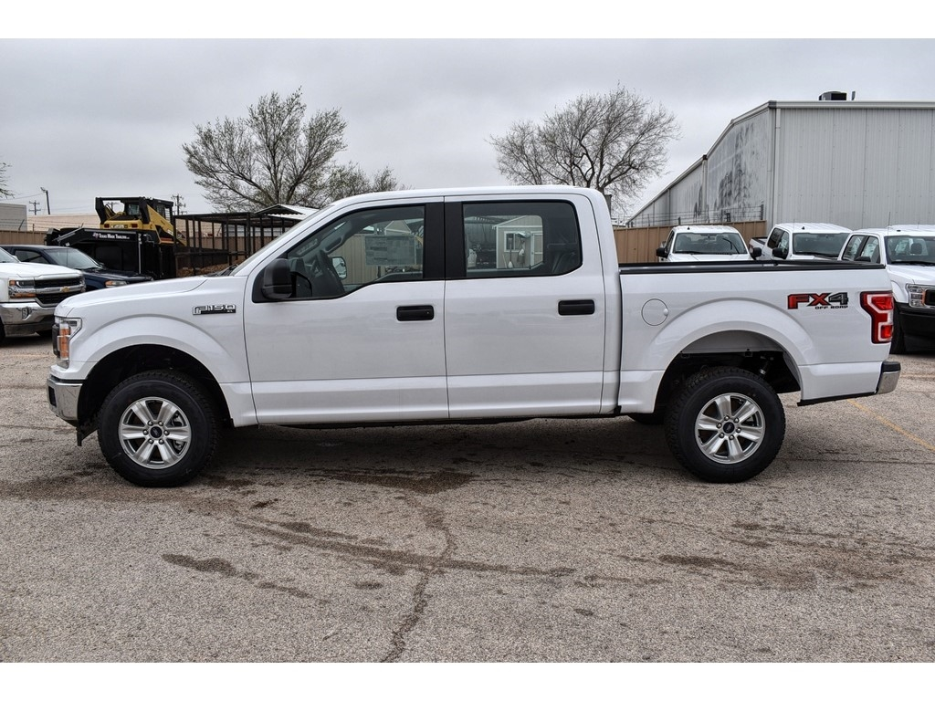 2019 Ford F-150 SuperCrew Cab 4x4, Pickup #992329 - photo 6