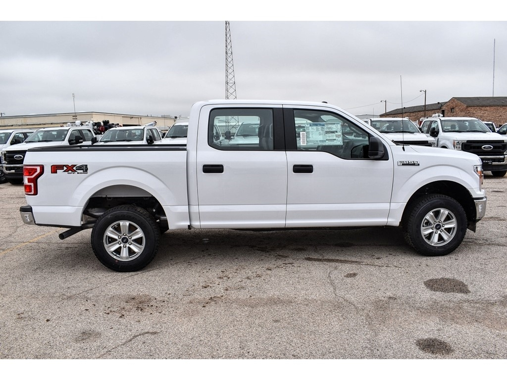 2019 Ford F-150 SuperCrew Cab 4x4, Pickup #992329 - photo 10