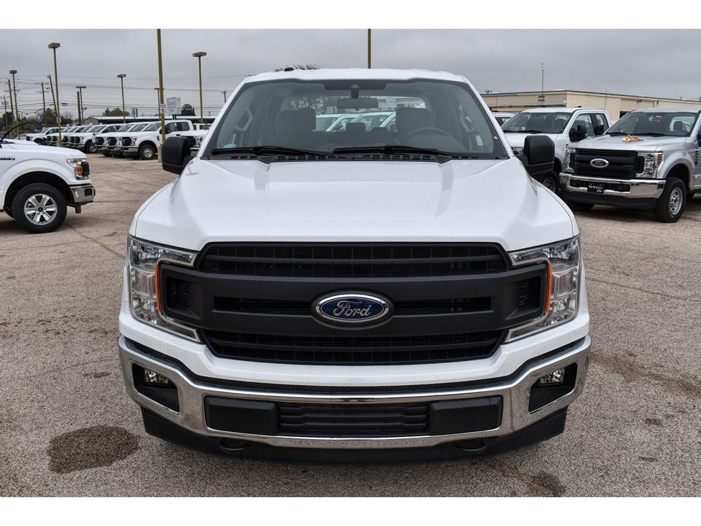2019 F-150 SuperCrew Cab 4x4, Pickup #992331 - photo 3