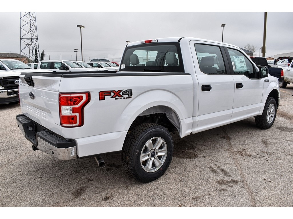 2019 F-150 SuperCrew Cab 4x4, Pickup #992331 - photo 2