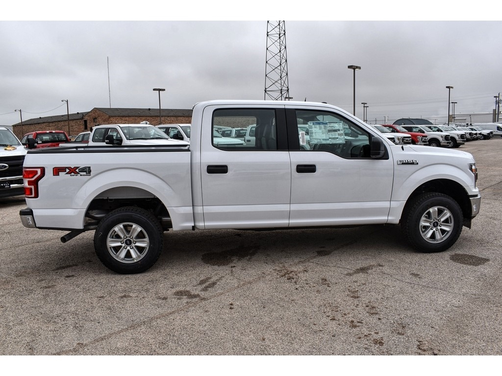 2019 F-150 SuperCrew Cab 4x4, Pickup #992331 - photo 9