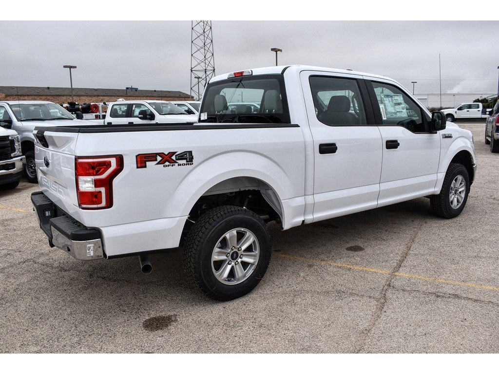 2019 Ford F-150 SuperCrew Cab 4x4, Pickup #992333 - photo 2