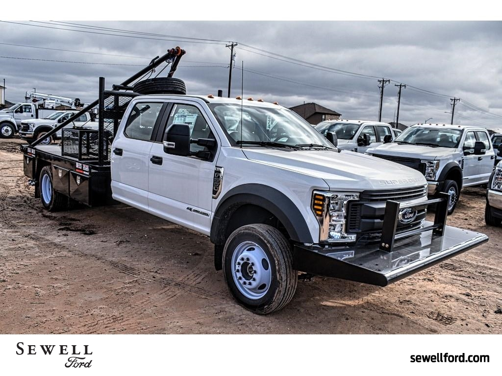 2019 F-550 Crew Cab DRW 4x4, Pick-Up Pals Other/Specialty #993345 - photo 1