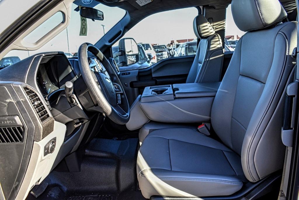 2019 Ford F-550 Super Cab DRW 4x4, Auto Crane Titan Mechanics Body #993348 - photo 15