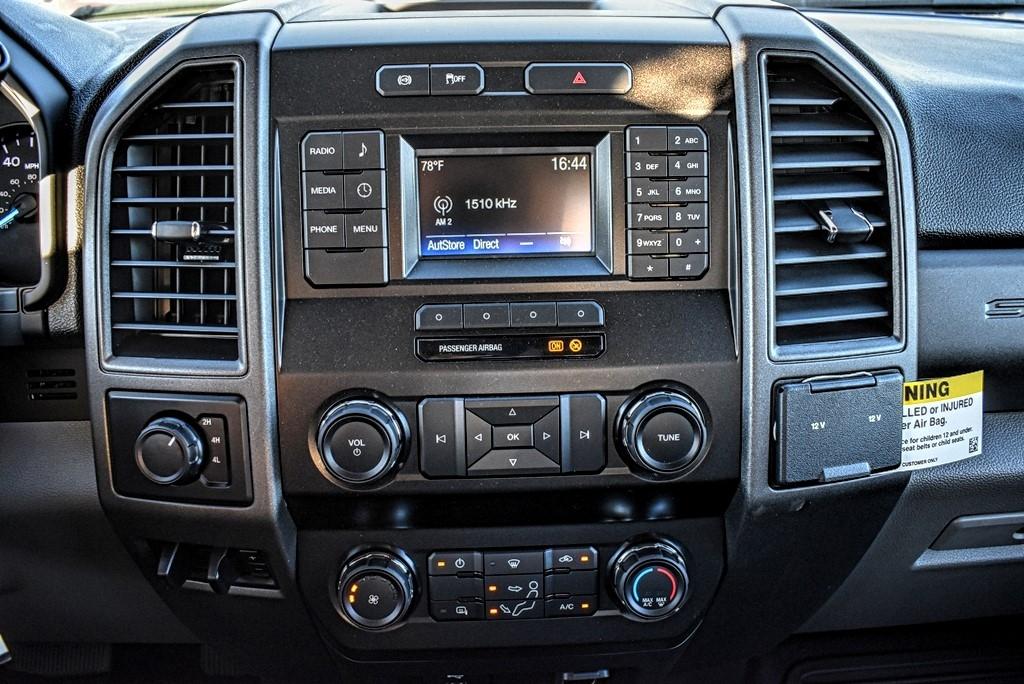2019 Ford F-550 Super Cab DRW 4x4, Auto Crane Titan Mechanics Body #993348 - photo 16