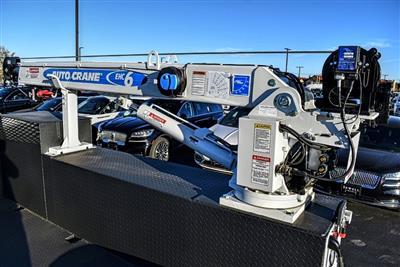 2019 Ford F-550 Super Cab DRW 4x4, Auto Crane Titan Mechanics Body #993348 - photo 10