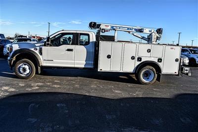 2019 F-550 Super Cab DRW 4x4, Auto Crane Titan Mechanics Body #993348 - photo 6