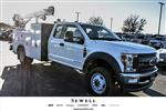 2019 Ford F-550 Super Cab DRW 4x4, Auto Crane Titan Mechanics Body #993348 - photo 1