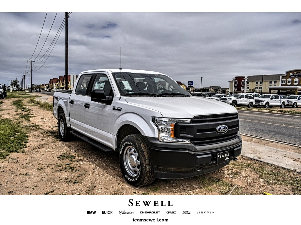 2019 Ford F-150 SuperCrew Cab 4x4, Pickup #996477 - photo 1