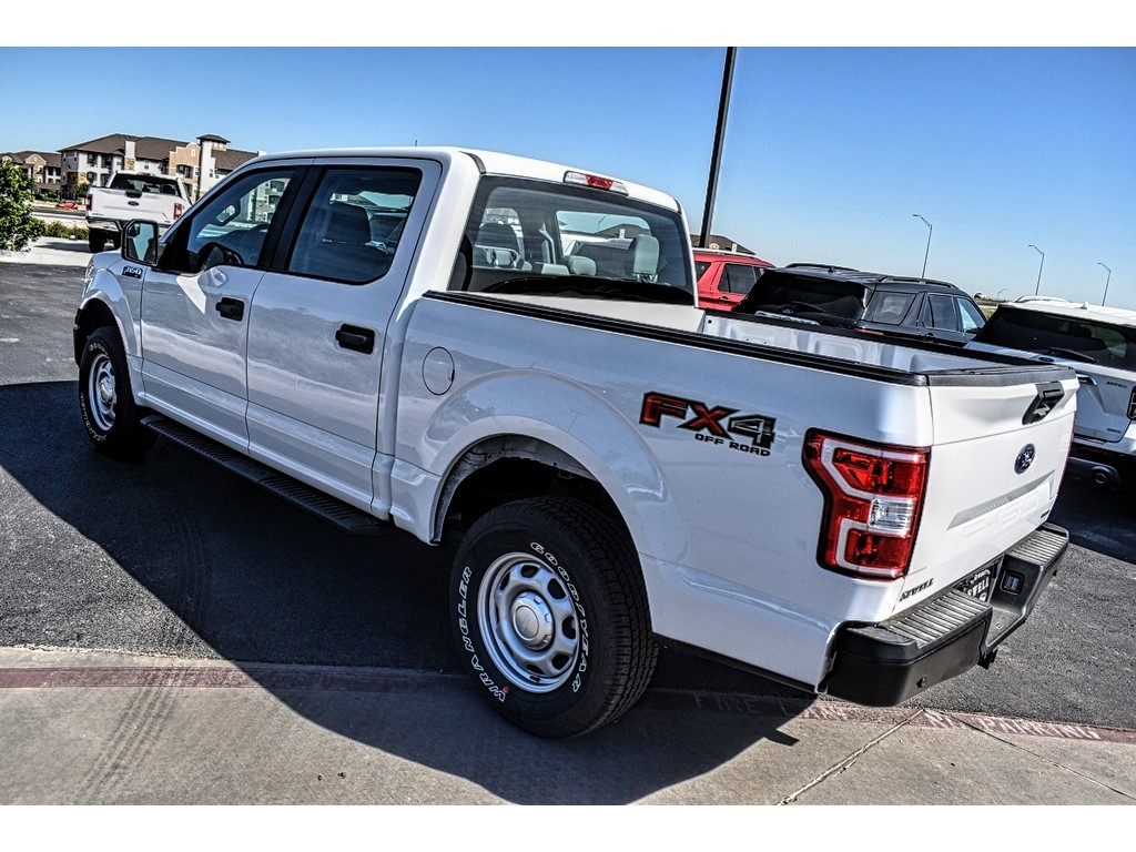 2019 Ford F-150 SuperCrew Cab 4x4, Pickup #996480 - photo 7