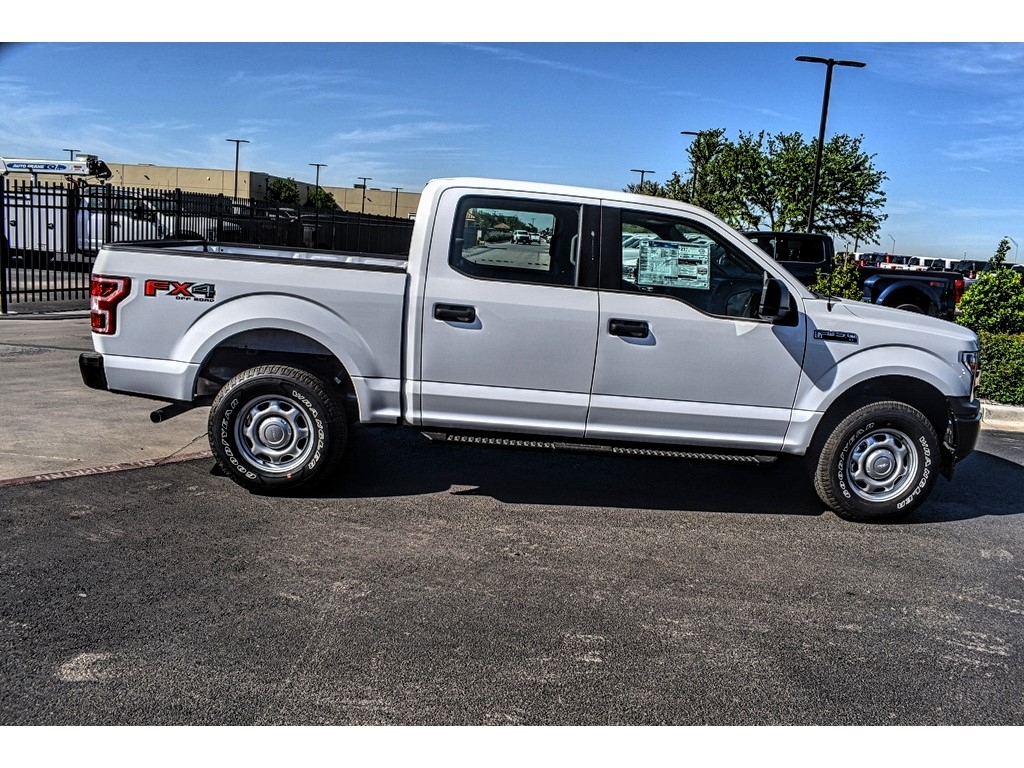 2019 Ford F-150 SuperCrew Cab 4x4, Pickup #996480 - photo 10