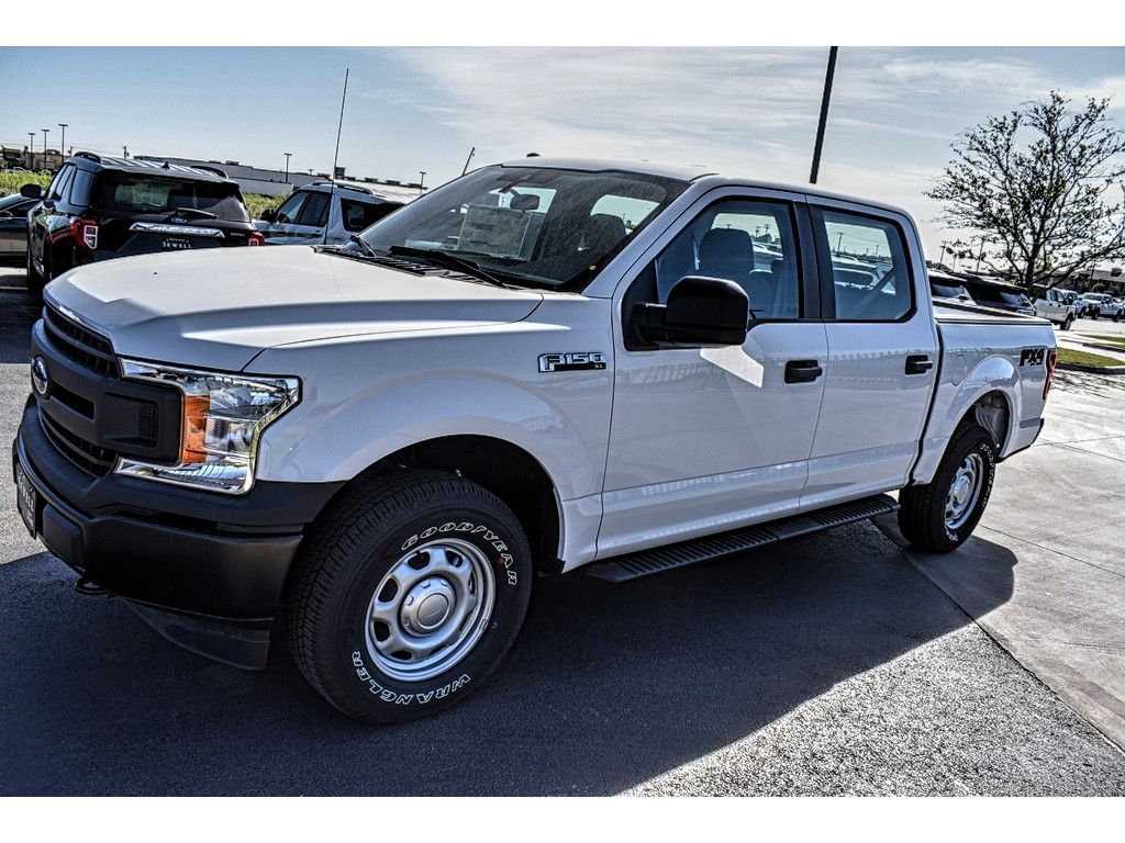 2019 Ford F-150 SuperCrew Cab 4x4, Pickup #996480 - photo 4