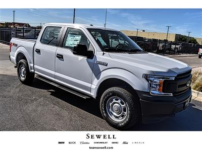 2019 Ford F-150 SuperCrew Cab 4x4, Pickup #996480 - photo 1