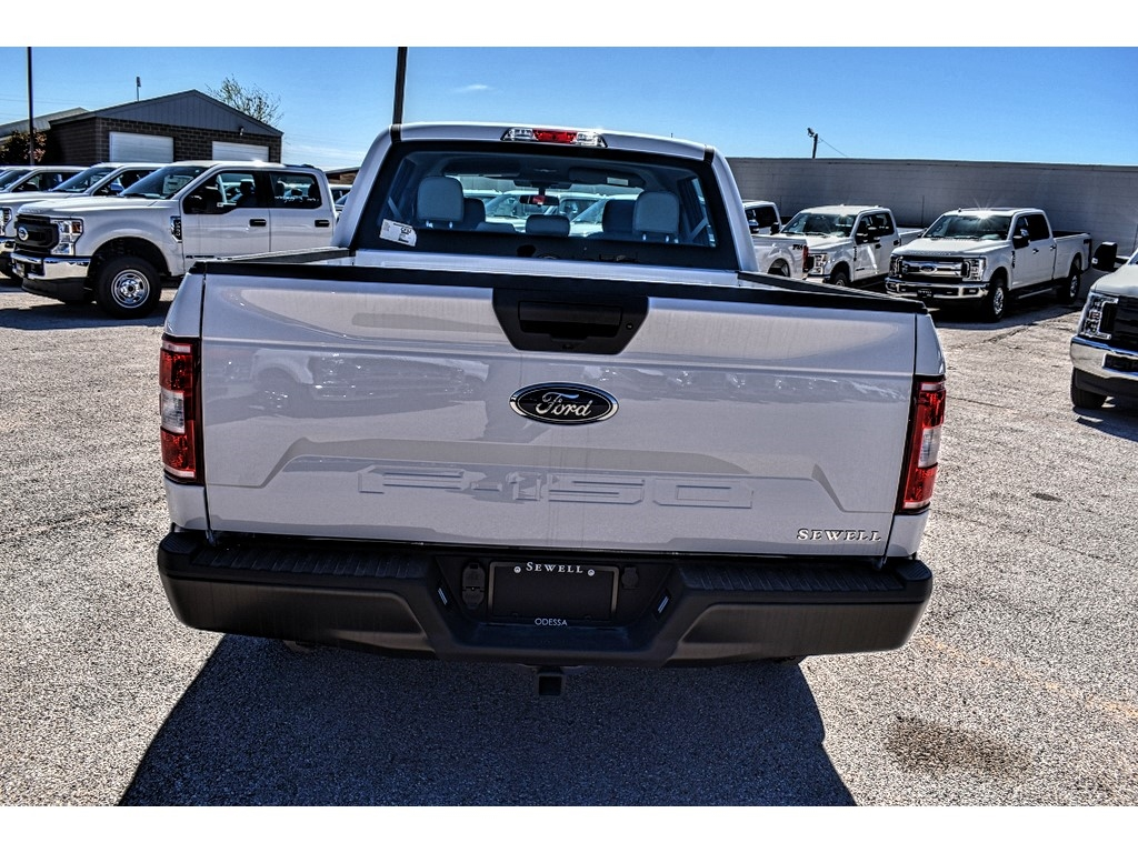 2019 Ford F-150 SuperCrew Cab 4x4, Pickup #996481 - photo 8