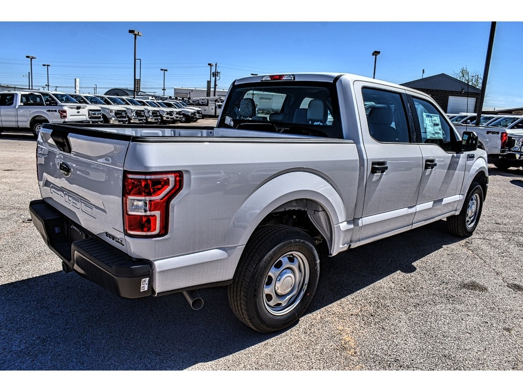 2019 Ford F-150 SuperCrew Cab 4x4, Pickup #996481 - photo 2