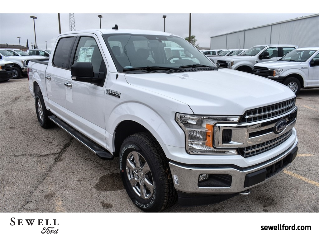 2019 F-150 SuperCrew Cab 4x4, Pickup #996557 - photo 1