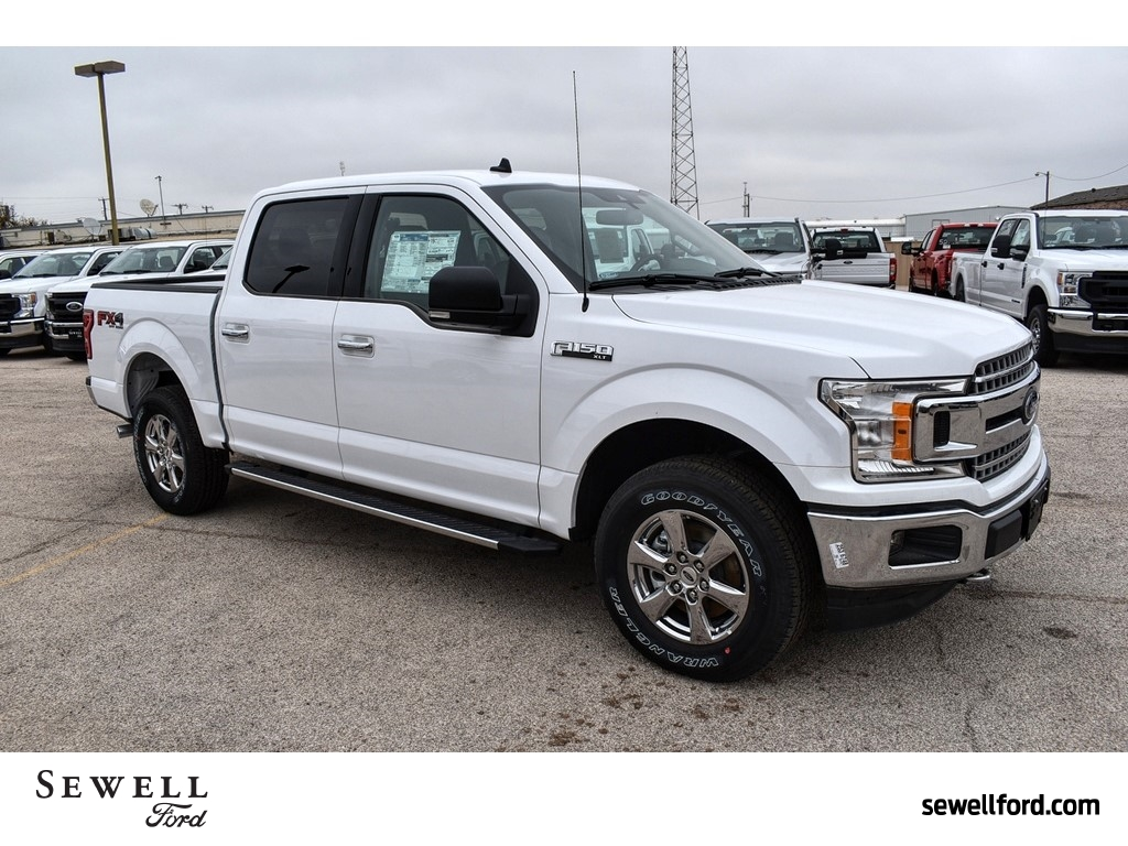 2019 F-150 SuperCrew Cab 4x4, Pickup #996564 - photo 1