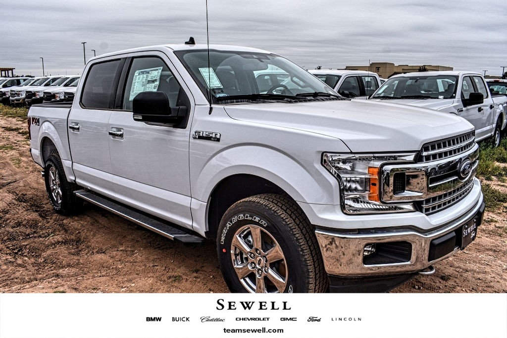 2019 Ford F-150 SuperCrew Cab 4x4, Pickup #996733 - photo 1
