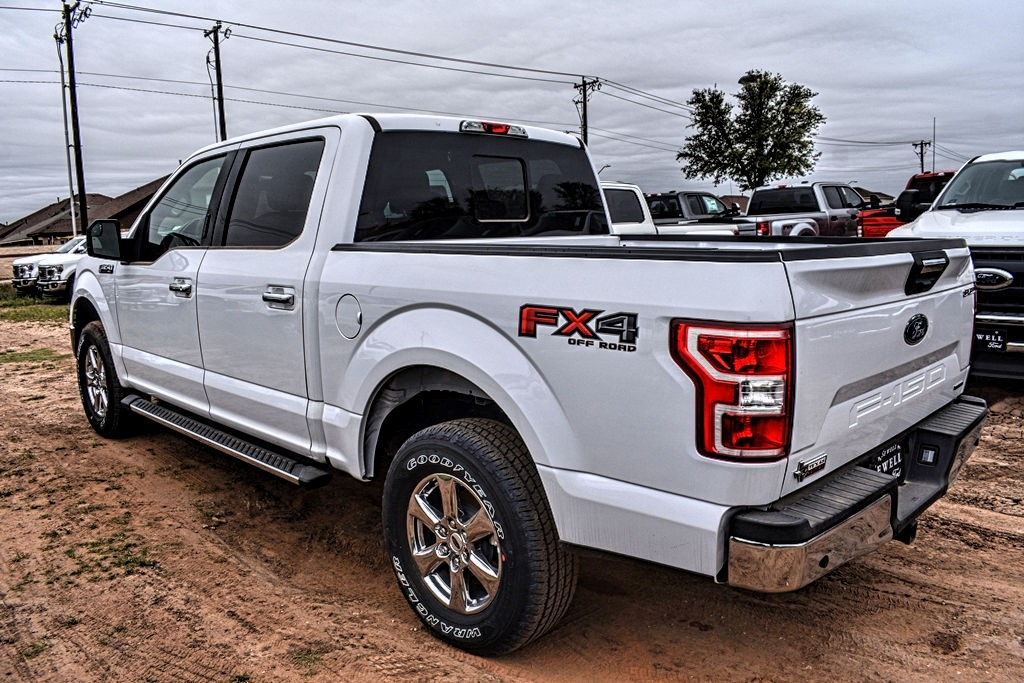 2019 Ford F-150 SuperCrew Cab 4x4, Pickup #996733 - photo 4