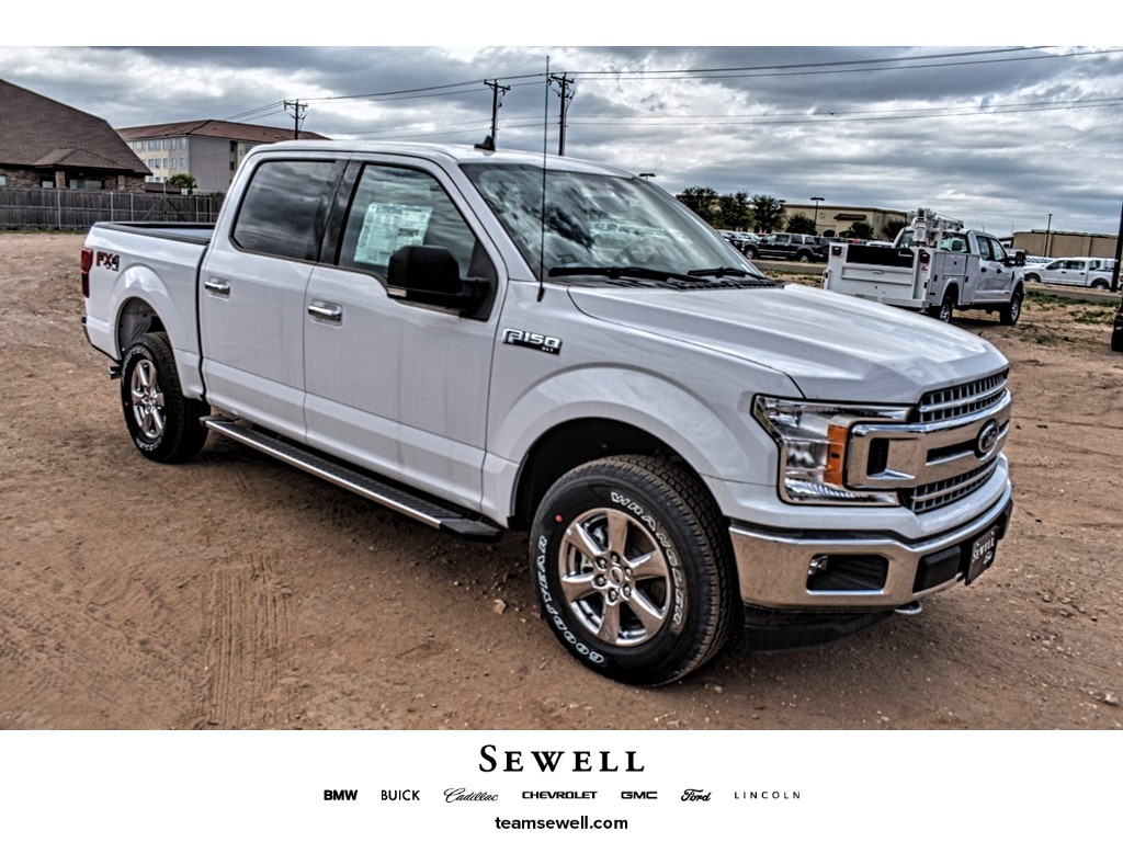 2019 Ford F-150 SuperCrew Cab 4x4, Pickup #996736 - photo 1