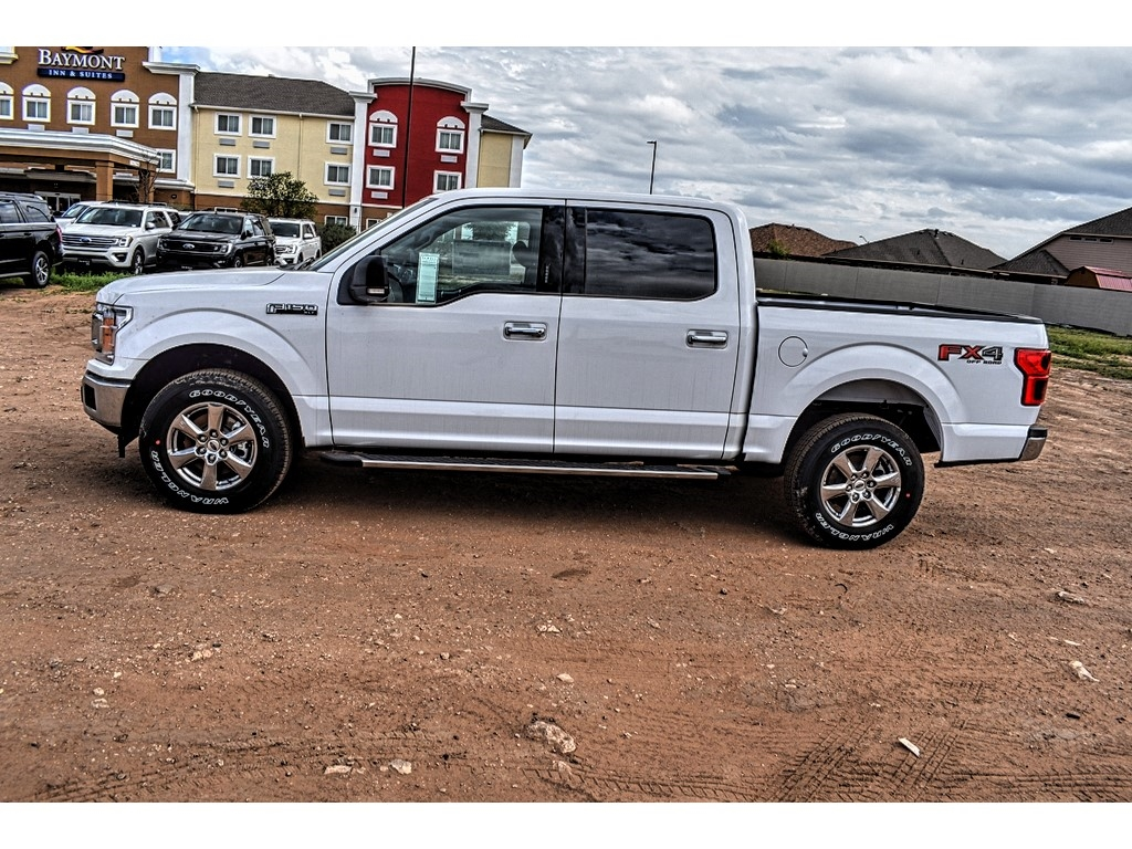 2019 Ford F-150 SuperCrew Cab 4x4, Pickup #996736 - photo 6