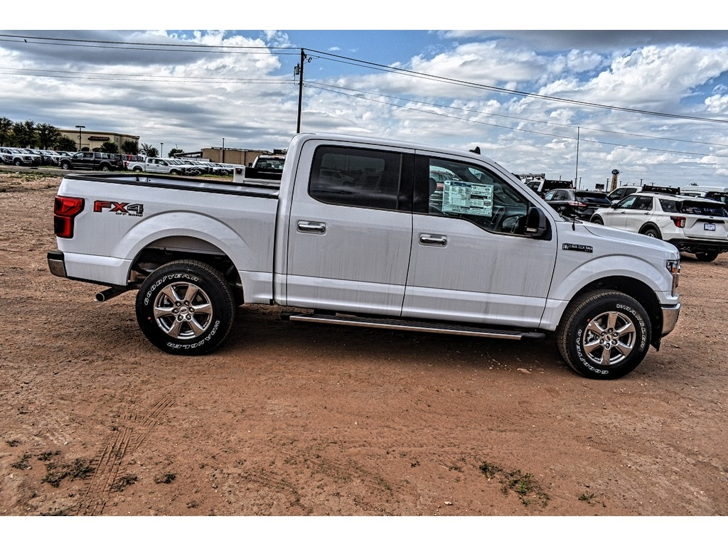 2019 Ford F-150 SuperCrew Cab 4x4, Pickup #996736 - photo 10