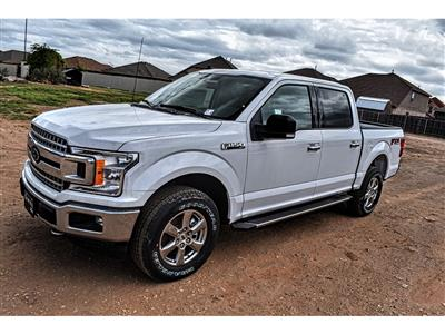 2019 Ford F-150 SuperCrew Cab 4x4, Pickup #996736 - photo 4