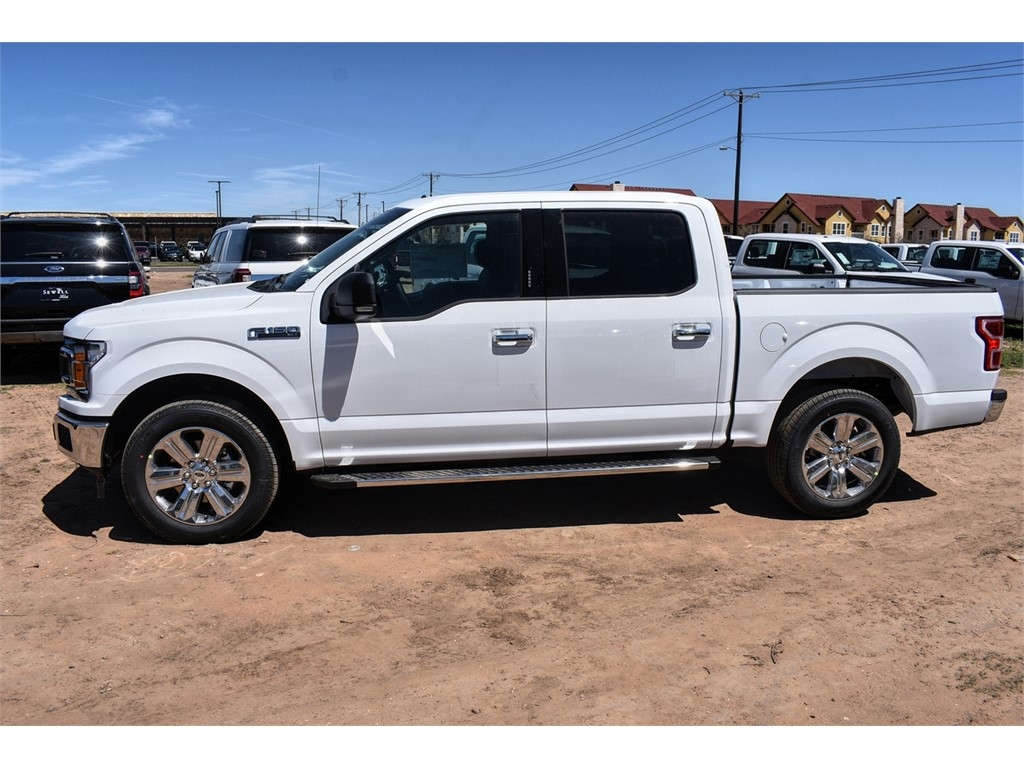 2019 Ford F-150 SuperCrew Cab 4x4, Pickup #996741 - photo 5