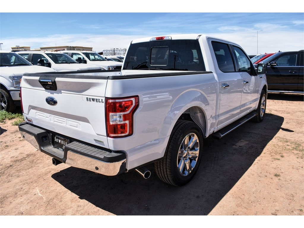 2019 Ford F-150 SuperCrew Cab 4x4, Pickup #996741 - photo 2