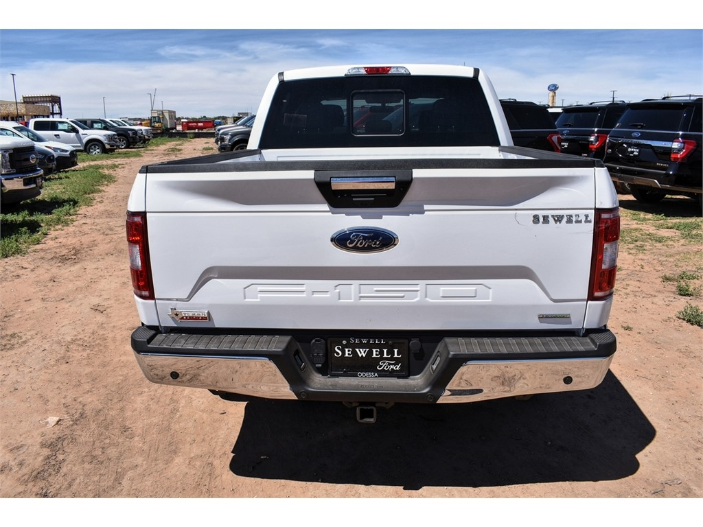 2019 Ford F-150 SuperCrew Cab 4x4, Pickup #996741 - photo 8