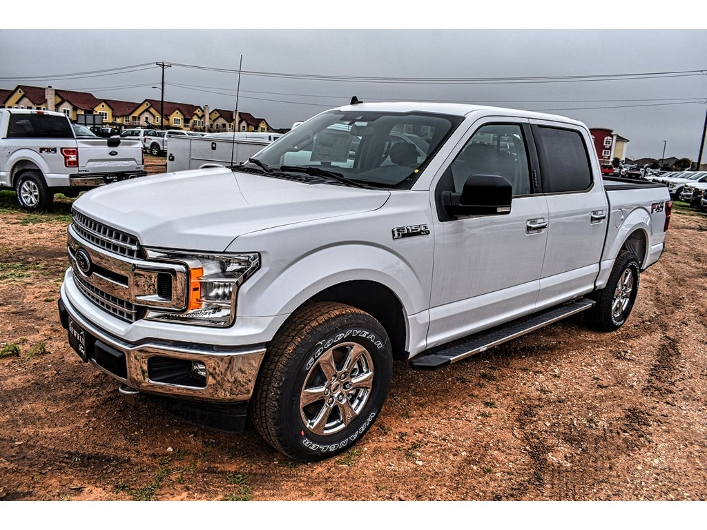 2019 Ford F-150 SuperCrew Cab 4x4, Pickup #996744 - photo 4
