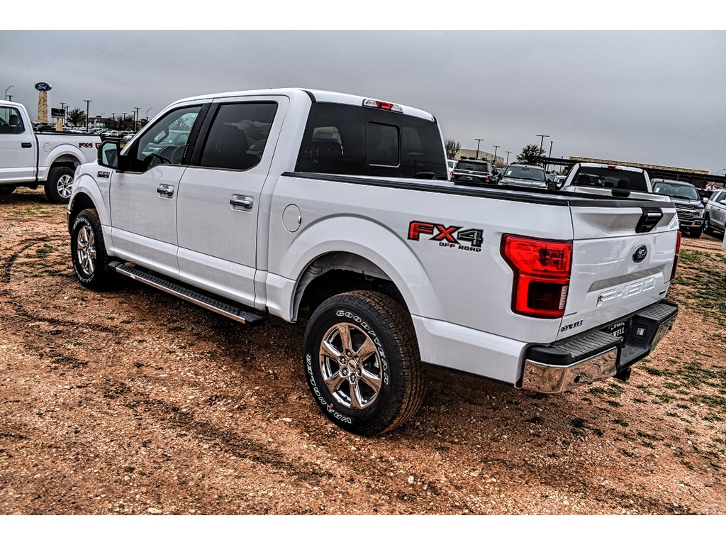 2019 Ford F-150 SuperCrew Cab 4x4, Pickup #996744 - photo 7