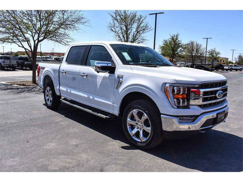 2021 Ford F-150 SuperCrew Cab 4x4, Pickup #D140880 - photo 1