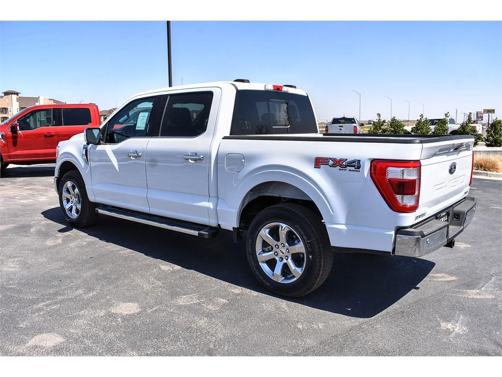 2021 Ford F-150 SuperCrew Cab 4x4, Pickup #D140880 - photo 6