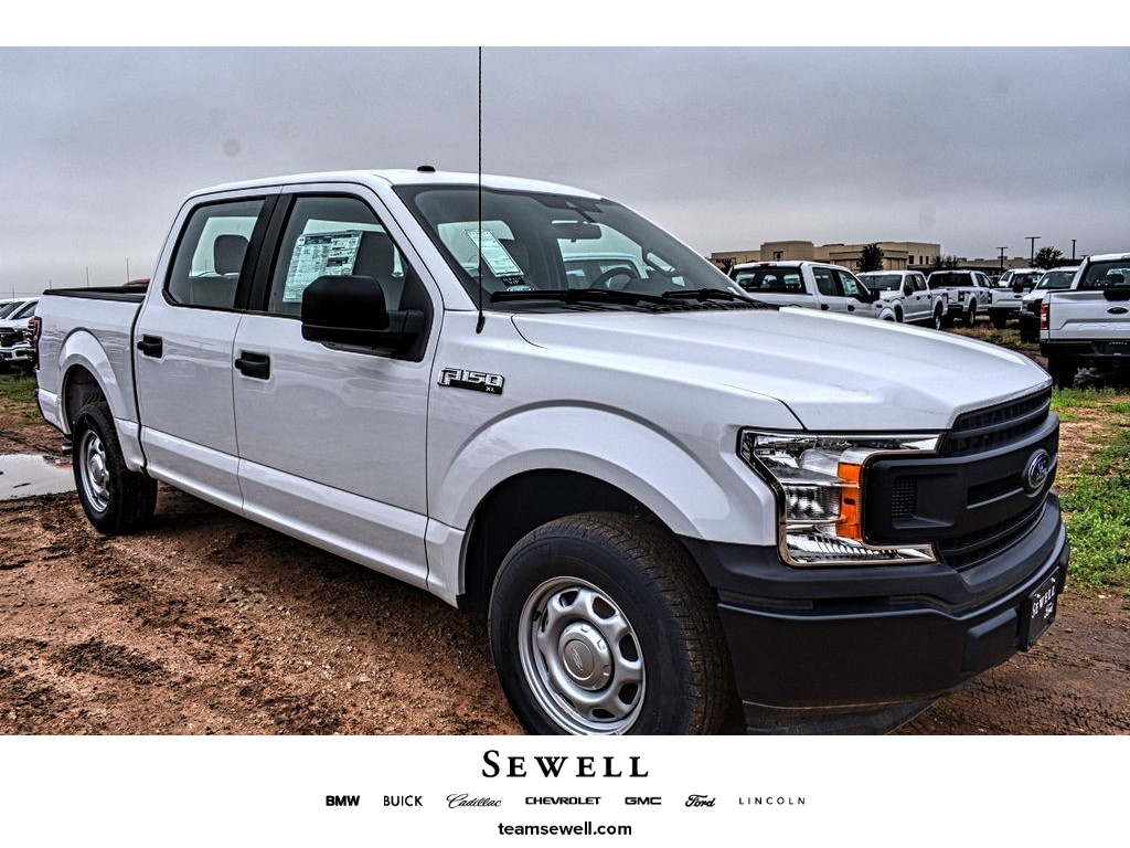 2019 Ford F-150 SuperCrew Cab 4x2, Pickup #D996739 - photo 1
