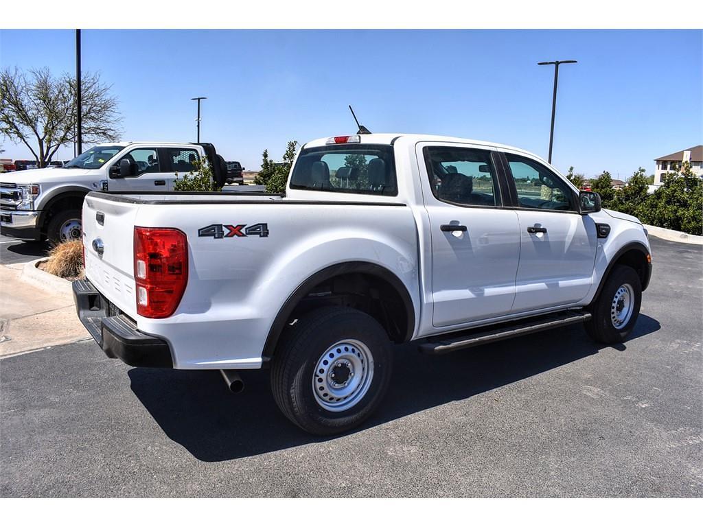 2020 Ford Ranger SuperCrew Cab 4x4, Pickup #DL94734 - photo 2