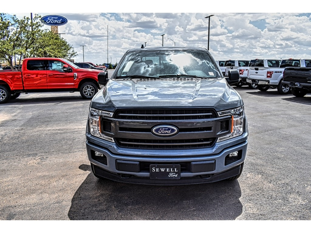 2020 Ford F-150 SuperCrew Cab 4x4, Pickup #L01620 - photo 13