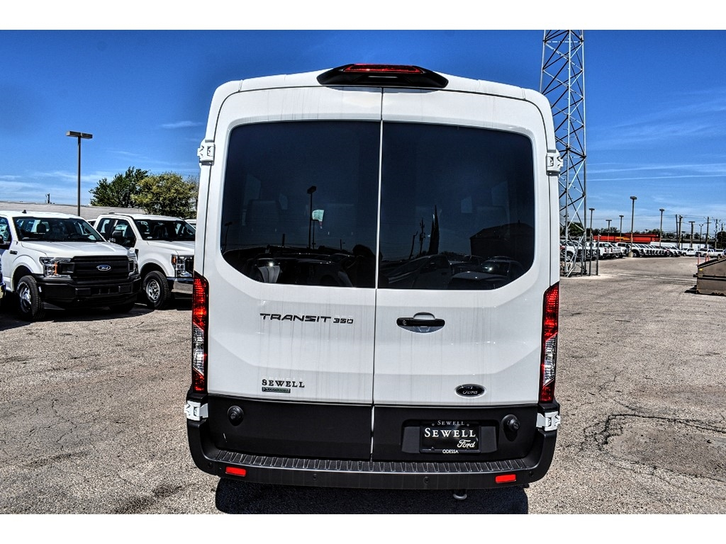 2020 Transit 350 Med Roof RWD, Passenger Wagon #L03735 - photo 8