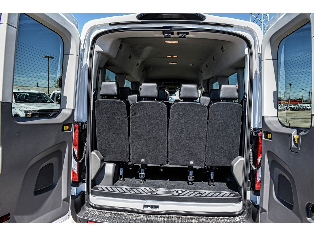2020 Transit 350 Med Roof RWD, Passenger Wagon #L03735 - photo 12