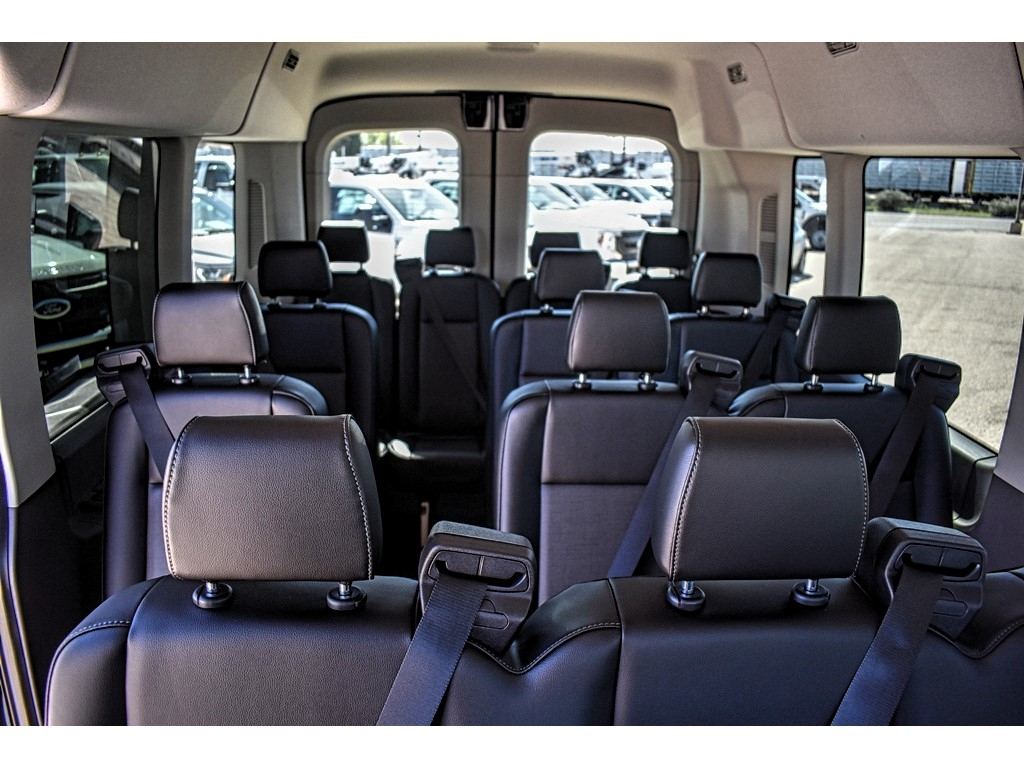 2020 Transit 350 Med Roof RWD, Passenger Wagon #L03735 - photo 14