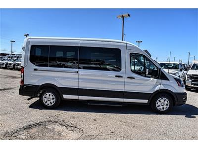 2020 Transit 350 Med Roof RWD, Passenger Wagon #L03735 - photo 10