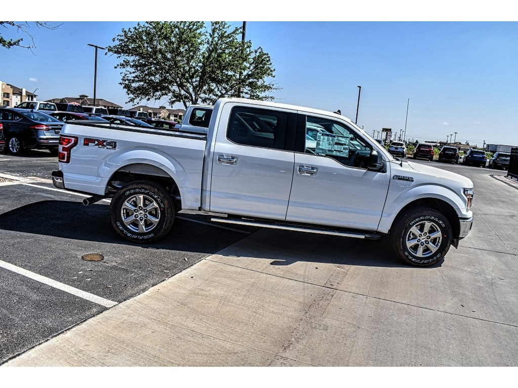 2020 Ford F-150 SuperCrew Cab 4x4, Pickup #L04573 - photo 10