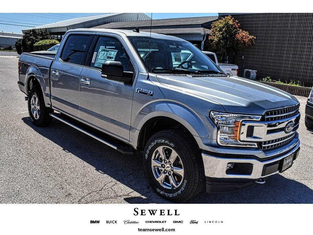 2020 Ford F-150 SuperCrew Cab 4x4, Pickup #L04577 - photo 1