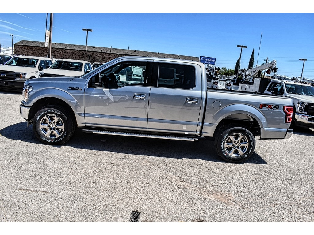2020 Ford F-150 SuperCrew Cab 4x4, Pickup #L04577 - photo 5