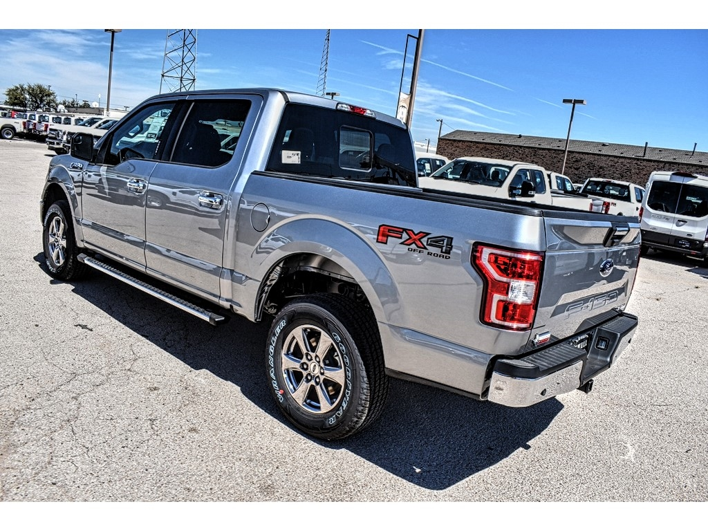 2020 Ford F-150 SuperCrew Cab 4x4, Pickup #L04577 - photo 7