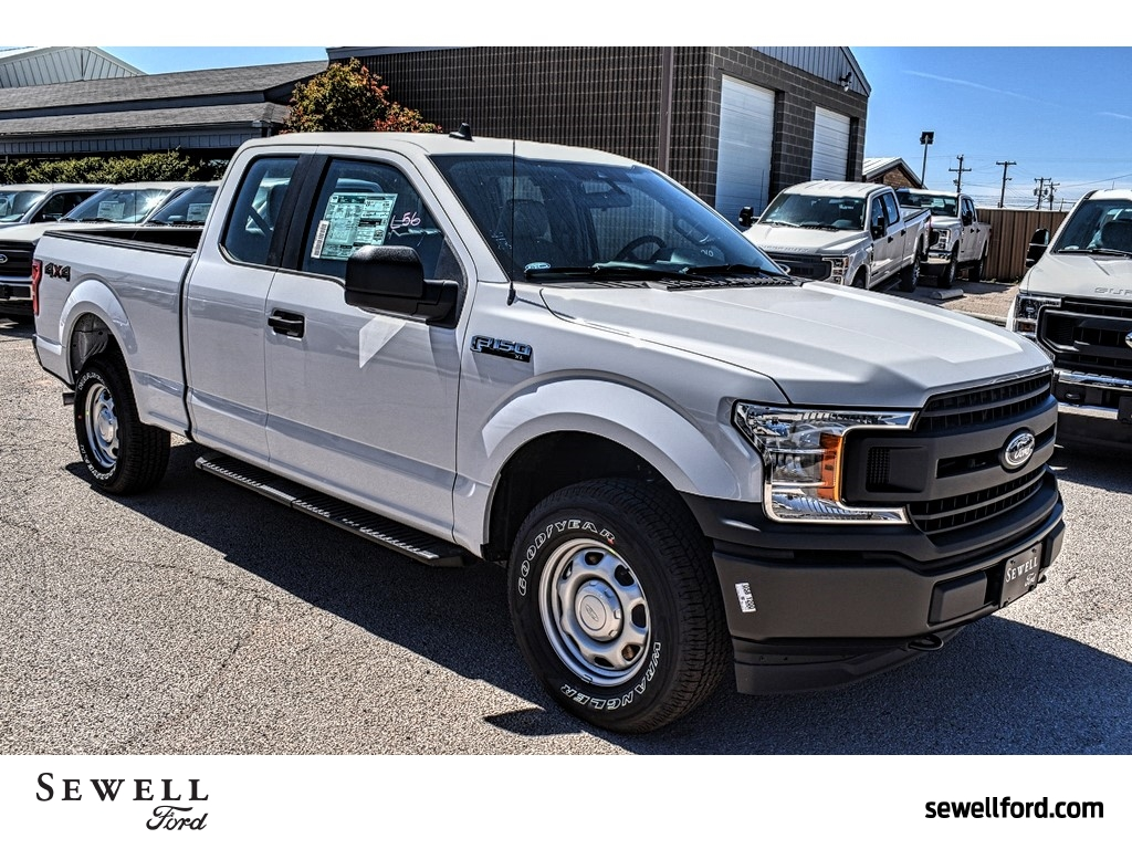 2020 F-150 Super Cab 4x4, Pickup #L04583 - photo 1